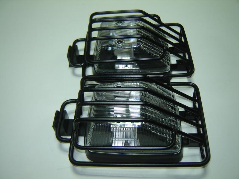 Mercedes Benz G Class W460-W461-W463 Indicators guard cage grilles