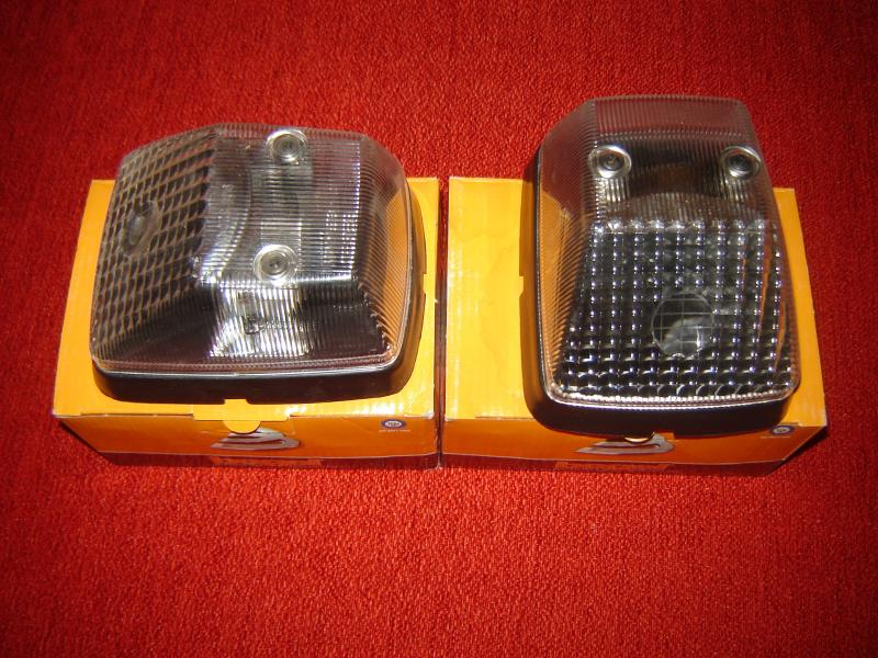 Mercedes Benz W460 W461 W463 G500 G Class blinker  signal lights clear